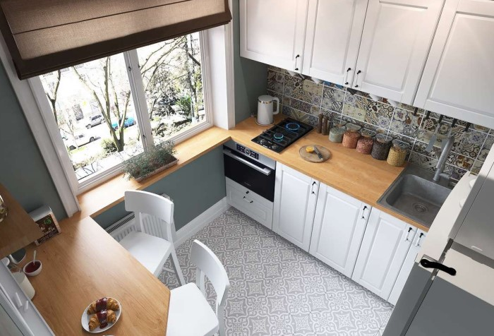 Каждую кухню нужно регулярно мыть, но делать это можно чуть реже, давая себе небольшую передышку