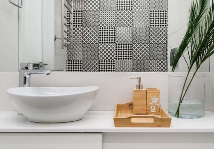 Даже один предмет может полностью преобразить ванную комнату