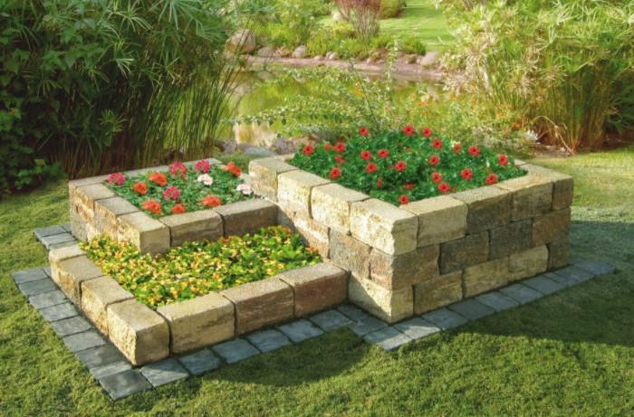 7 нетипичных идей, как украсить садовые бордюры из подручных материалов