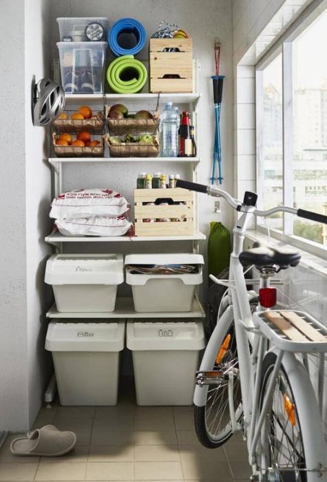 Для сортировки мусора выбирайте закрытые контейнеры и не забывайте очищать отходы / Фото: manrule.ru