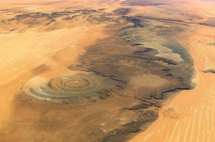 Сахара скрывает в себе массу тайн, которые долгое время невозможно было разгадать.