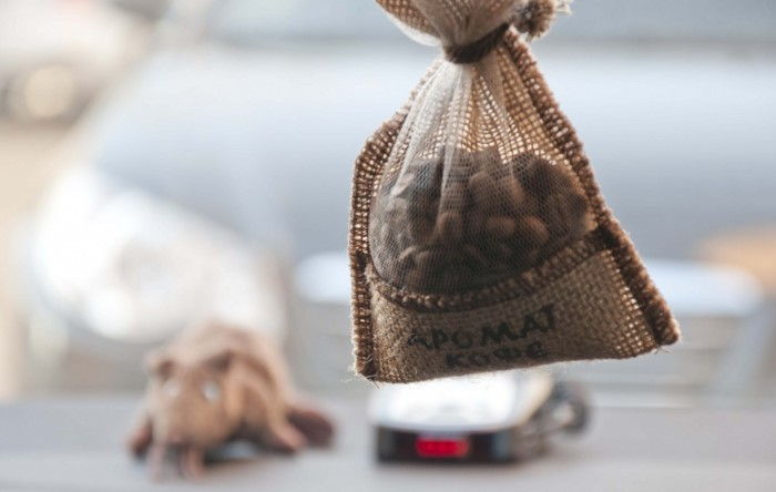Кофейные зерна и активированный уголь - природные нейтрализаторы неприятных запахов / Фото: a.d-cd.net