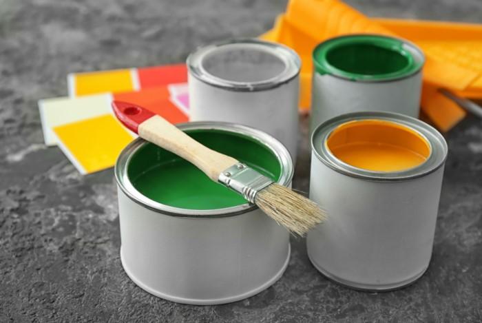 Окрашивание замерзшей краской может получиться некачественным / Фото: plotw.org