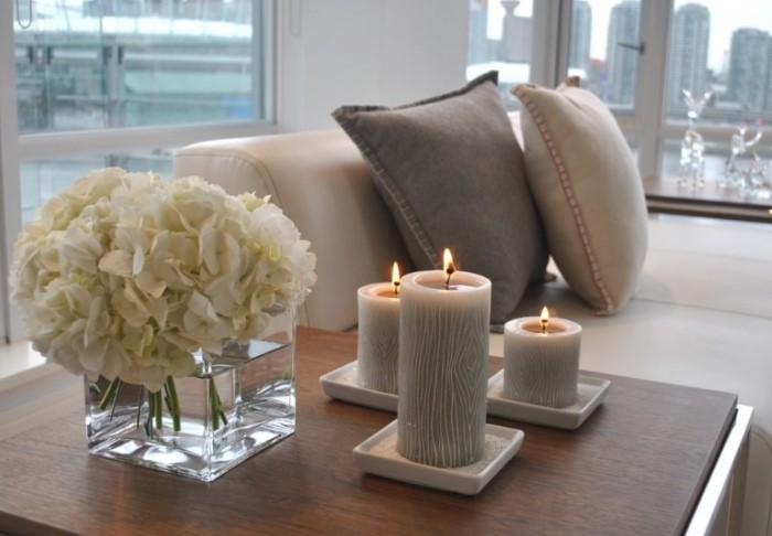 Зажженные свечи успокаивают, расслабляют и создают уютно-романтичное настроение / Фото: heaclub.ru
