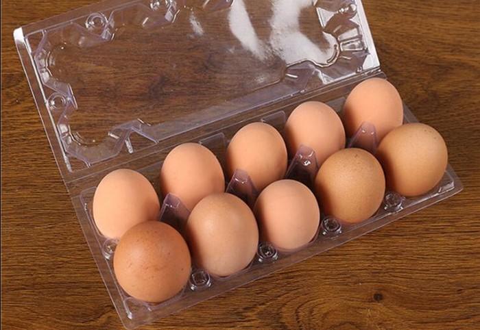 Треснувшие от холода яйца лучше не есть / Фото: i.bosscdn.com