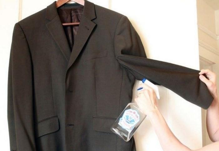 Убирайте неприятные ароматы на одежде и обуви / Фото: furnishhome.ru