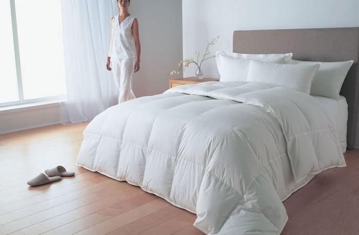 При должном уходе одеяло прослужит 7-10 лет / Фото: pelenashka.com.ua