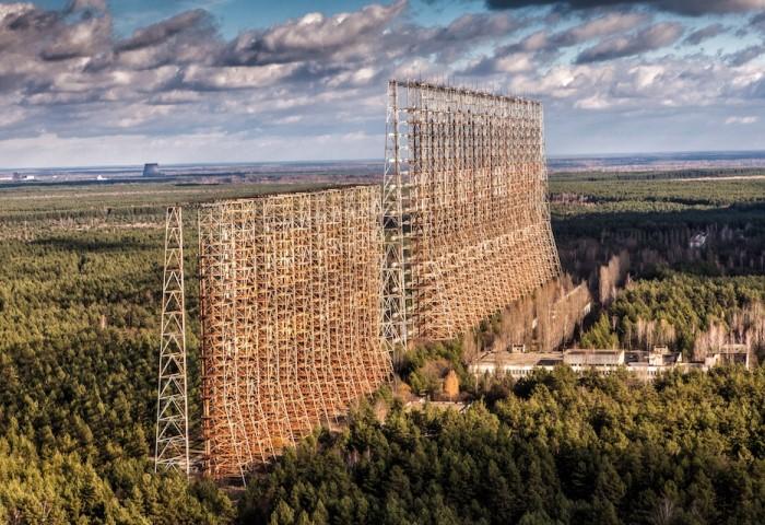 Секретный объект работал с 1976 по 1989 год, а после взрыва на ЧАЭС его законсервировали / Фото: blog.nationalgeographic.org