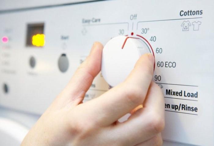 30 градусов - оптимальная температура для стирки многих вещей / Фото: xn—80aimveh.pp.ua