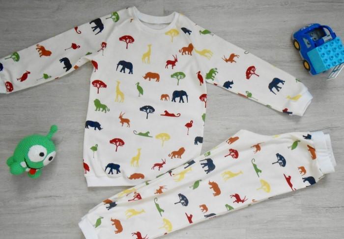 Американские и европейские производители обрабатывают детские пижамы огнеупорной пропиткой / Фото: cs5.livemaster.ru