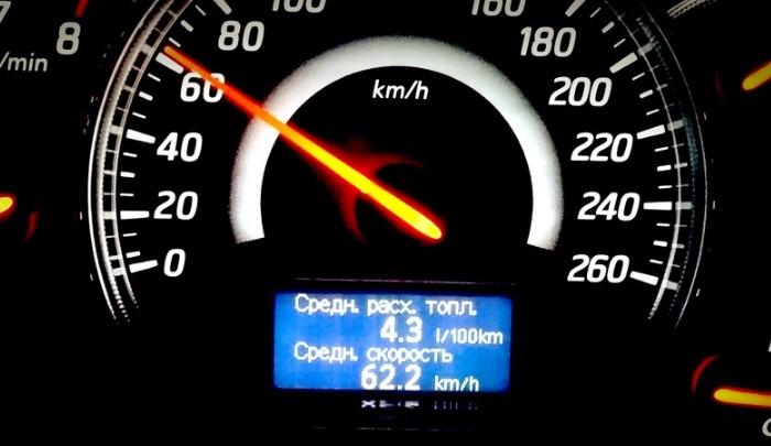 60 км/ч - оптимальная скорость для экономичного расхода топлива / Фото: a.d-cd.net