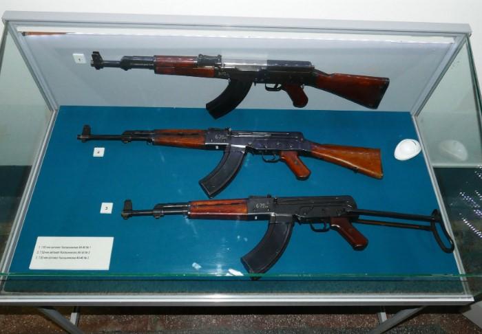 Так выглядели первые варианты АК-46 / Фото: ic.pics.livejournal.com