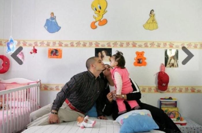 Преступники живут в комнатах, оформленных под детские, могут отвести ребенка в детский сад на территории тюрьмы / Фото: vseznaesh.ru