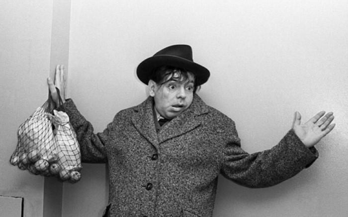 Название авоська прижилось в народе после монолога советского сатирика Аркадия Райкина / Фото: pbs.twimg.com