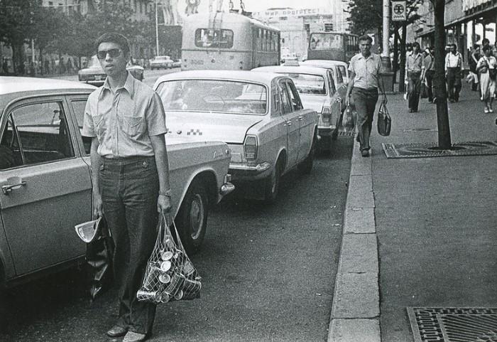 Авоськи появились в СССР после революции и были популярны до 70-х годов / Фото: ic.pics.livejournal.com