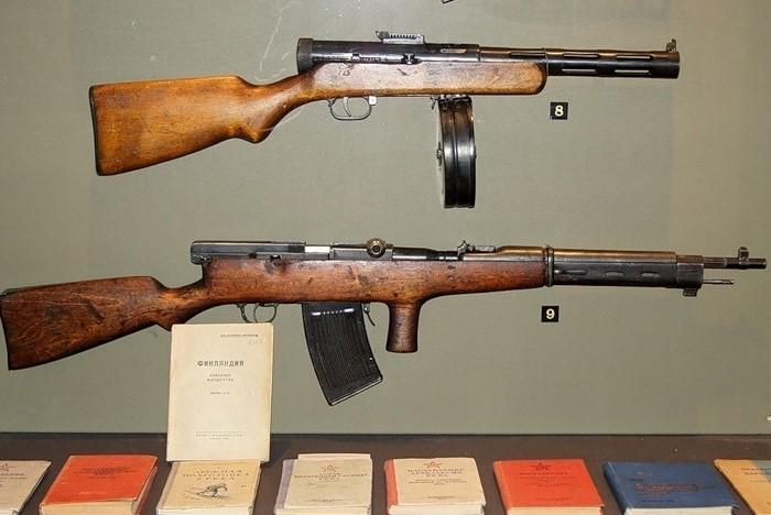 Автоматы Федорова использовали вплоть до 1928 года, а по некоторым данным еще и в Советско-финляндскую войну / Фото: kopateli.cc