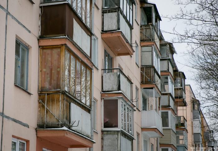 Лучше всего обустраивать зимний сад в закрытых балконах / Фото: img.tyt.by