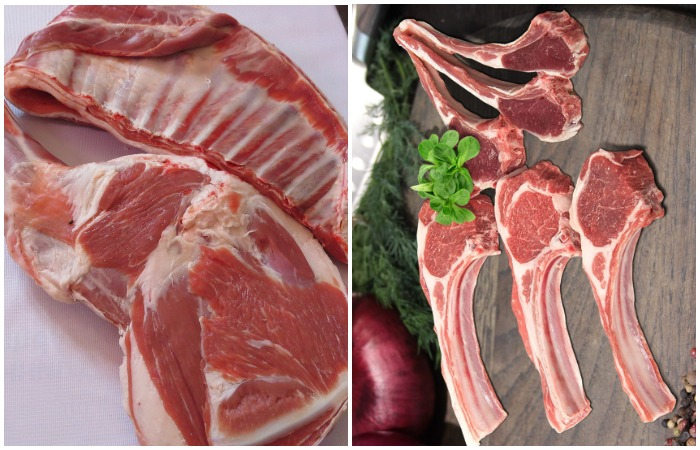 Баранина - традиционное мясо для шашлыка