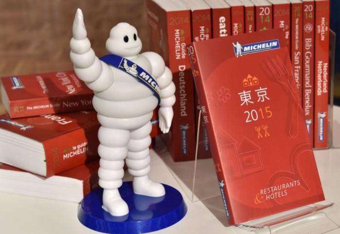 Биб (полное имя Бибендум) - это белый человечек из покрышек, символ производства Michelin / Фото: jto.s3.amazonaws.com