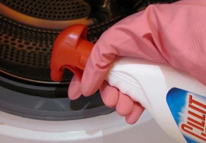 Выбирайте бытовую химию с дезинфицирующим эффектом / Фото: severdv.ru