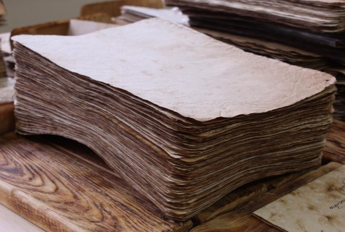 Бумага - одно из величайших китайских изобретений / Фото: fb.ru