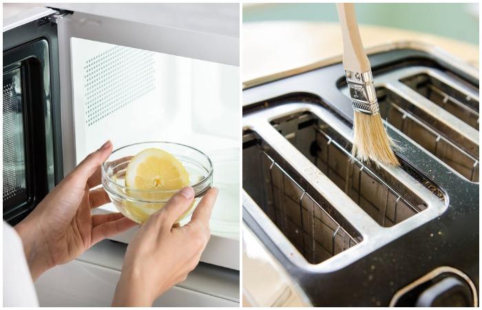 Лимонная кислота, сода и гель для мытья посуды справятся с жиром не хуже бытовой химии