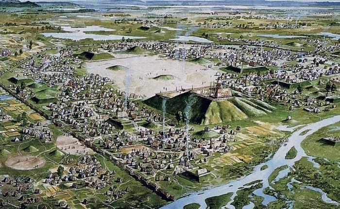 Цивилизация развилась буквально за 50 лет и просуществовала приблизительно до XIII века / Фото: bigenc.ru