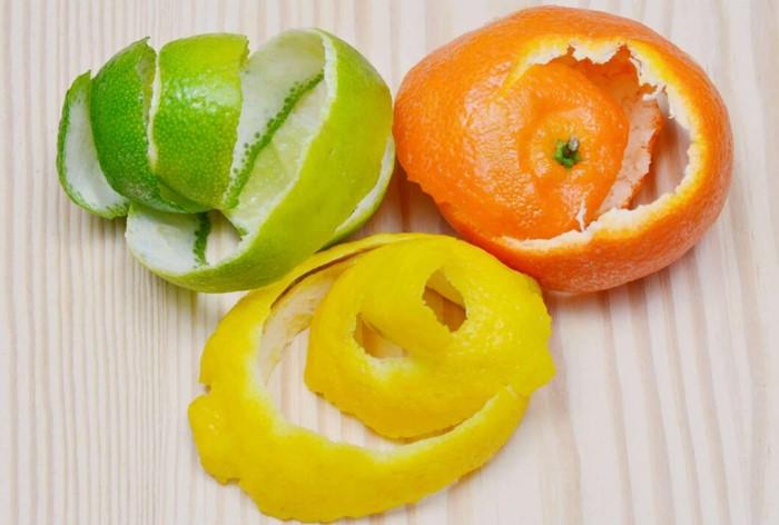 Можно использовать как отдельные фрукты, так и микс цитрусовых / Фото: moydom.moscow