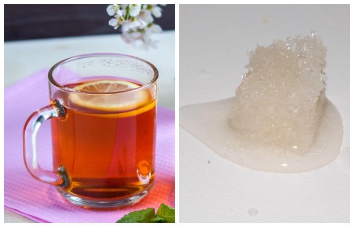 Пейте больше теплой и сладкой жидкости, а также прикладывайте к укусу размокший кусочек сахара