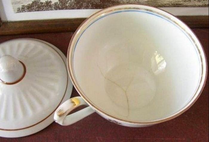 Посуде со сколами и трещинами не место в вашем доме / Фото: nur.tatar