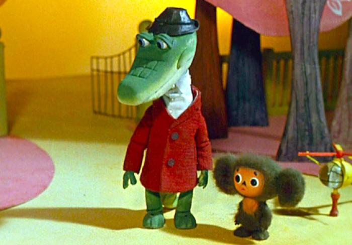 Образ главного персонажа, милого зверька с большущими ушами, мохнатой шерсткой и доверчивым взглядом придумал художник Леонид Шварцман / Фото: pbs.twimg.com
