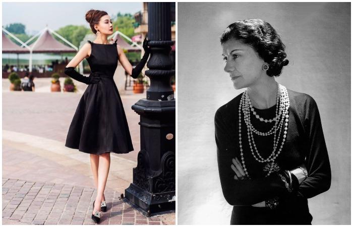 В 1926 году дизайнер представила черное платье лаконичного фасона, которое можно носить несколько сезонов подряд и в любой ситуации