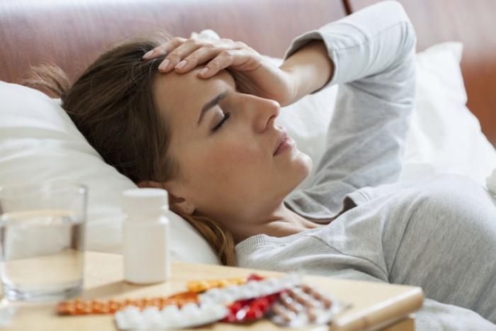 Постарайтесь отдохнуть, чтобы организм восстановился после стресса / Фото: femmie.ru