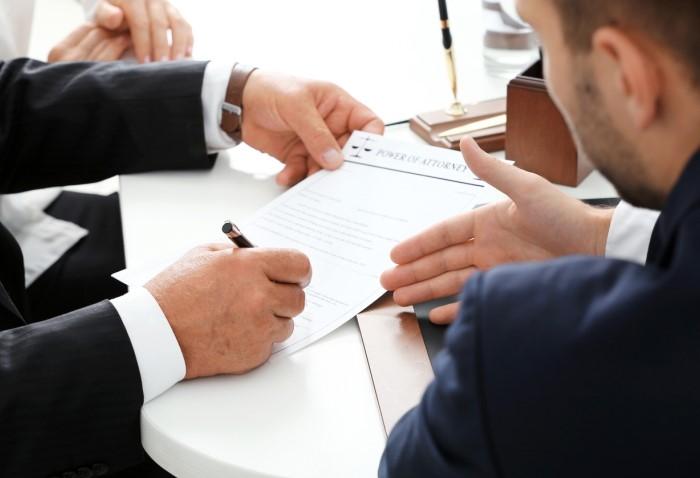 Если компания слишком настойчиво предлагает заключить соглашение как можно скорее, вероятен подвох / Фото: sun9-44.userapi.com
