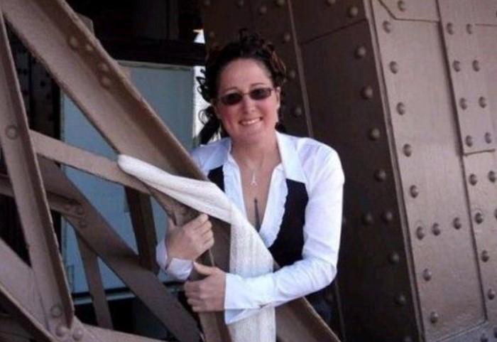 В 2007 году американка Эрика ЛаБри заключила официальный союз с Эйфелевой башней и взяла фамилию Эйфель / Фото: travellan.ru