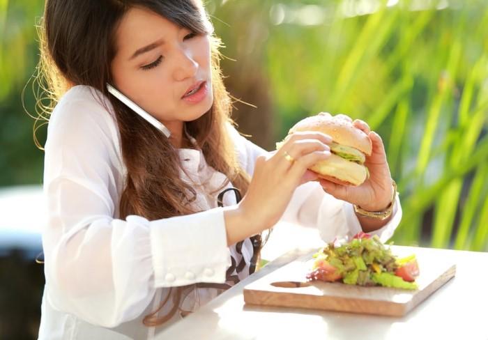 Отложите еду, напитки, сигареты и жвачки на потом / Фото: lady-akira.com