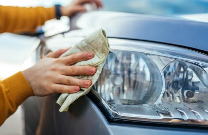 Регулярный уход за автомобилем убережет от штрафов и ДТП