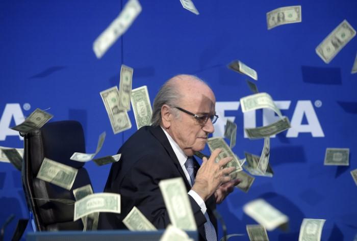 Высокопоставленных чиновников ФИФА уличили во взяточничестве и отмывании денег / Фото: uafootball.org.ua
