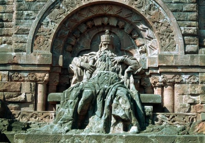 Фридрих I Барбаросса был искусным воином, но бессильным против стихии / Фото: img.pr0gramm.com