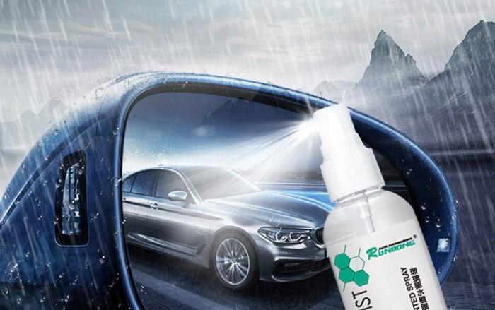 Гидрофобные средства защитят поверхность автомобиля от дождя / Фото: ae01.alicdn.com