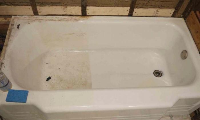 Купание в грязной ванне не доставляет никакого удовольствия