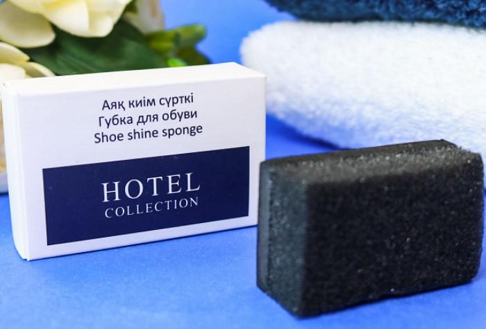 В некоторых гостиницах также выдают губку или салфетки для обуви / Фото: avi.kz