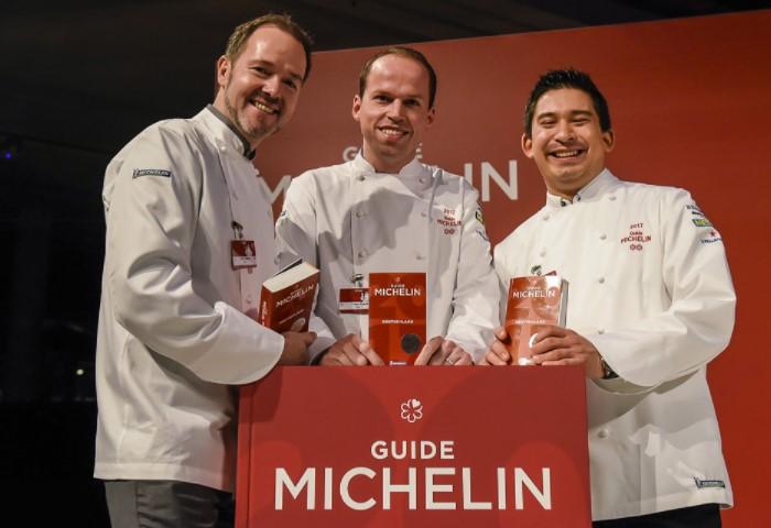 Ресторан не имеет права заявлять о наличии звезд Мишлен или рекламироваться за их счет / Фото: restaurant-ranglisten.de