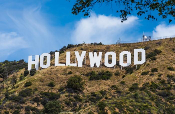 Легендарный знак Голливуда стал главным символом киноиндустрии во всем мире