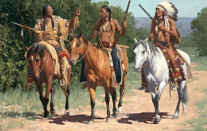В конце XIX века началась массовая травля коренного населения / Фото: i10.fotocdn.net