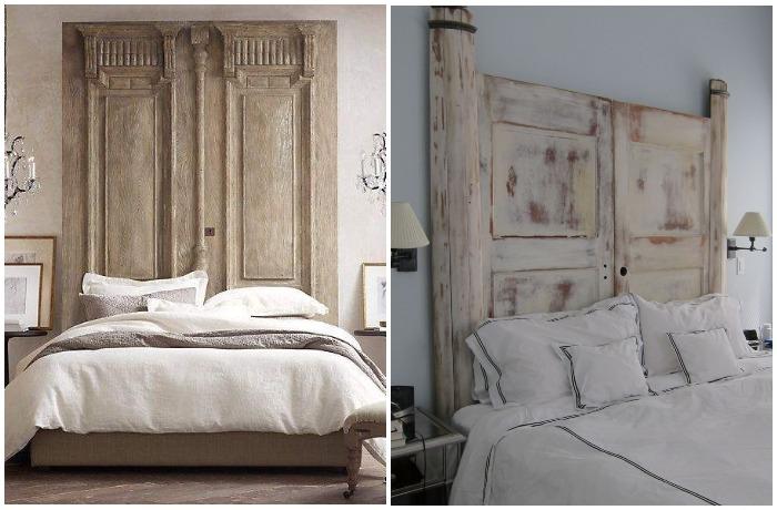 Разнообразить спальню можно при помощи лишь одного элемента - изголовья