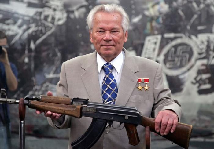 Михаил Калашников до последнего был верен своему делу / Фото: img.tsargrad.tv