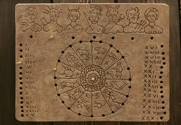 Раньше календари использовали, чтобы определять смену сезонов и время для посадки / Фото: x-material.ru