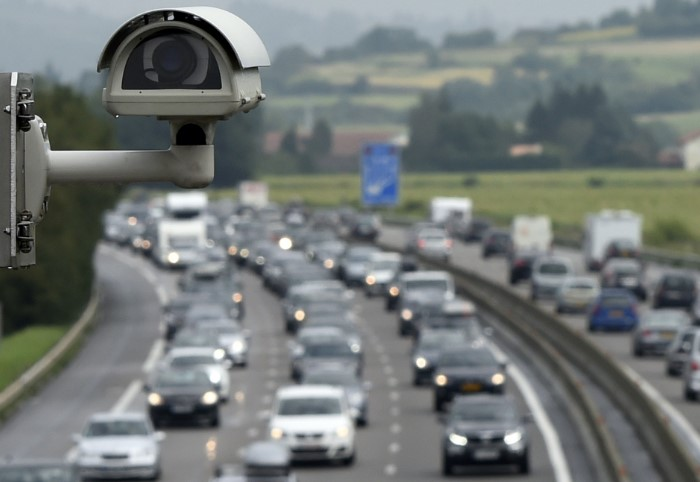Камеры работают по особому алгоритму, который важно учитывать при передвижении на авто