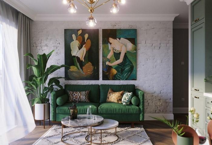Вместо репродукций знаменитых картин выбирайте полотна малоизвестных, но талантливых художников / Фото: i06.fotocdn.net